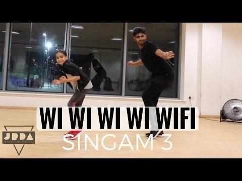 Wi Wi Wi Wi Wifi | Dance Video | S3 | Singham | Suriya, Shruti Haasan | @JeyaRaveendran Choreography