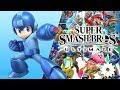 Dark Man Stage Mega Man 5 New Remix  Super Smash Bros. Ultimate Soundtrack