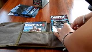 Unboxing: Far Cry 3 Insane Edition