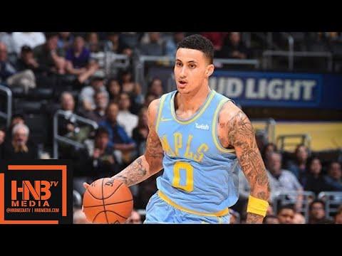 Los Angeles Lakers vs San Antonio Spurs Full Game Highlights / April 4 / 2017-18 NBA Season
