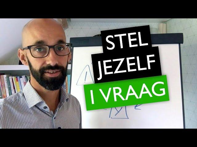 Met deze vraag word je veel productiever op het werk | Praktische time management tip |✅MentorMax.nl
