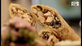Hi Tea | Shawarma Rolls Recipe | Chef Ajay Chopra