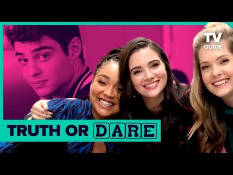 This Bold Type Star Admits She Has a Crush on Noah Centineo in Our Truth or Dare Game