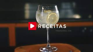 Receita do Drink Traditional Gin