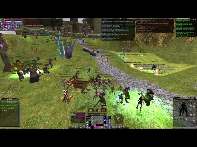 Asheron's Call 2: LAST DAY OF OUR BELOVED DERETH AND BEST COMMUNITY EVER!(2017)