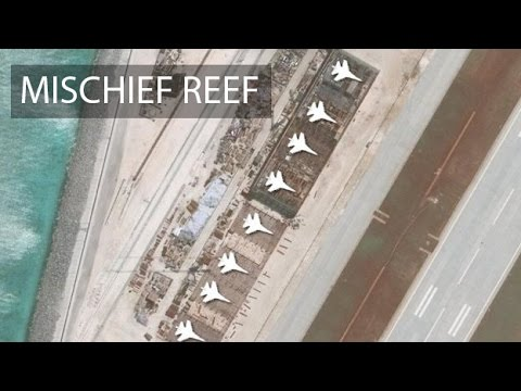 How the Philippines Lost the Mischief Reef ( Panganiban Reef ) in Spratly Islands