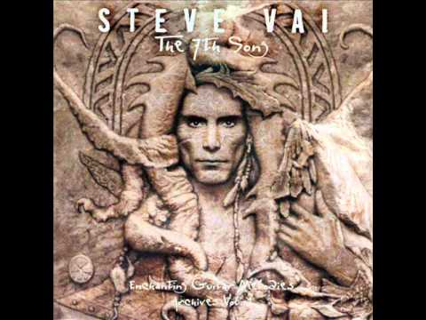 The Wall Of Light - Steve Vai (Album - The Seventh Song)