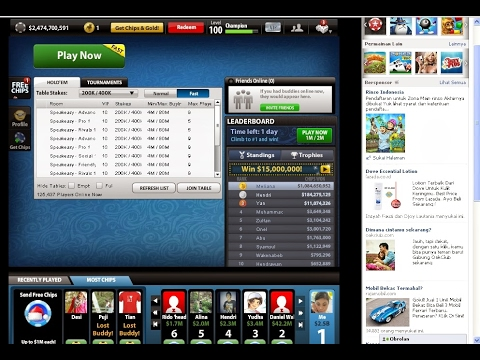 Zynga Poker Hack - Get 1 Million Chips in 5 Minutes! 17.02