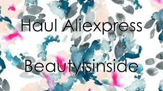 Unboxing Buyincoins y Aliexpress | Beautyisinside