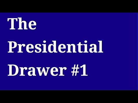 The Presidential Drawer #1 - Old Medical Journals Refuted