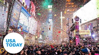 Happy New Year! Watch cities around the world ring in 2020 | USA TODAY