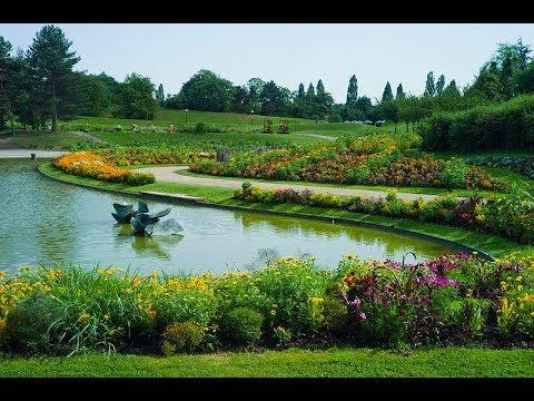 Places to see in ( Paris - France ) Parc Floral de Paris