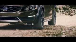 Новый Вольво V60 Кросс Кантри 2015