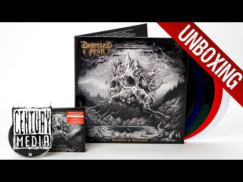 DESERTED FEAR - Drowned By Humanity (Unboxing) Mp3