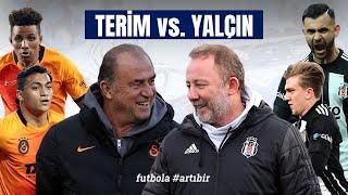 KADER DÜELLOSU Galatasaray - Beşiktaş Derbi Analizi