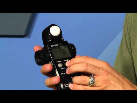 sekonic-light-meters:-product-reviews:-adorama-photography-tv