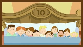 """Ten in the Bed"" by ABCmouse.com"