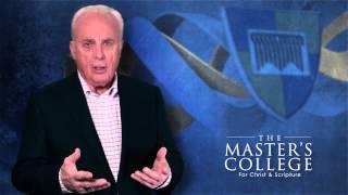 John MacArthur on Education - Christian Liberty