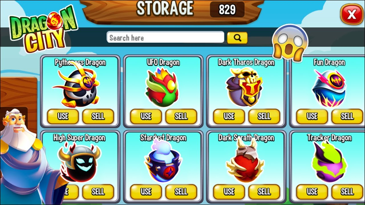 Download I got All HEROIC DRAGONS from Dragon City 2021 😍
