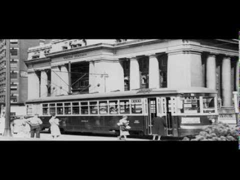 When Ottawa had streetcars.