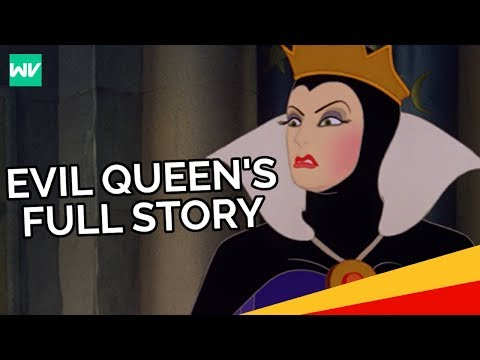 The Evil Queen's Full Story: Discovering Disney's First Villain!
