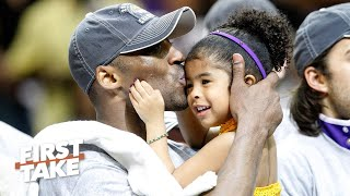 First Take remembers Kobe Bryant: The NBA legend, father and husband