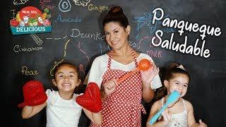 PANQUEQUE SALUDABLE - MENU KIDS DELICIOUS (VIVI LYH)