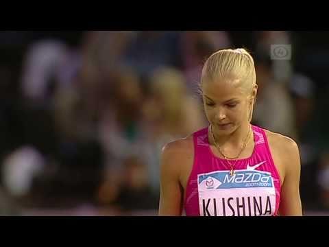 Darya Klishina (Long