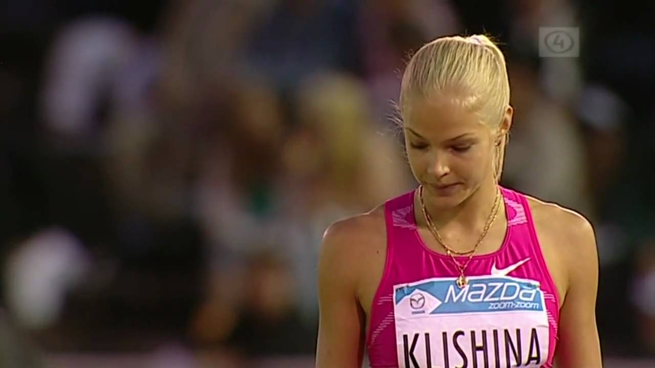 Darya Klishina (Long jump) | Doovi