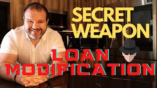 Loan Modification Secret Technique to Help You Get Approved. Mortgage Modification Rules.