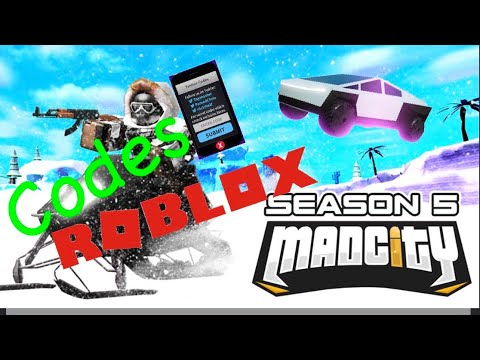 Mad city codes ROBLOX in 30 seconds!!! 100% **working ...