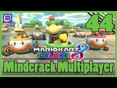 Mario Kart 8 Deluxe |  Mindcrack Multiplayer [Episode 44]