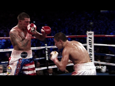 Gennady Golovkin Greatest Hits (HBO Boxing)