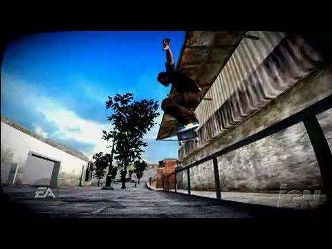 Skate Xbox 360 Trailer - Agent Orange Trailer