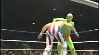 Eddie Gilbert & Vincent Young vs Cruel Connection