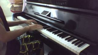 Jay Chou周杰伦-不能说的秘密之斗琴2 Piano Battle Second Song钢琴版Piano Cover