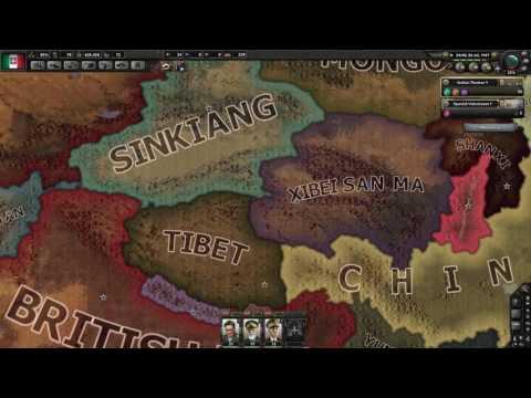 HOI IV Italy - Mare Nostrum Part 2 [A Walk in Illyricum]
