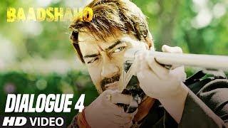 Sharam Or Main Ek Sentence Me To Nahi Aate Hai Madam : Baadshaho (Dialogue Promo 4) thumbnail