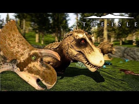 The Isle - AVACERATOPS SOUNDS & ANIMATIONS, HAS PROGRESSION DIED? & HYPO APOCALYPSE ( Gameplay )