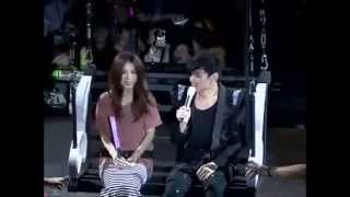Jolin Helps JJ Lin Approach Hebe at his Concert (eng sub) Mp3