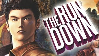Shenmue Returns and Sega Mini Console! - The Rundown - Electric Playground