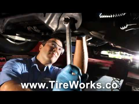 Tire Works Total Car Care - The Better Way To Buy