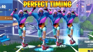 FORTNITE PERFECT TIMING Best Moments #10