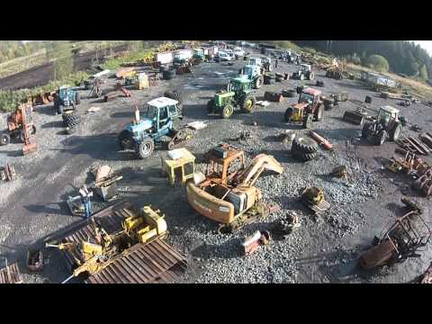 Wilsons Auctions Dublin - Aerial footage 2