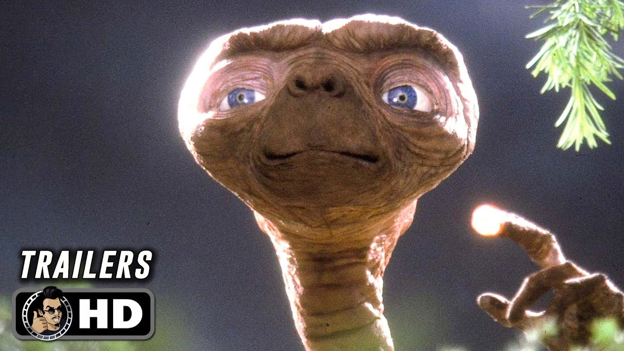 Download E.T. THE EXTRA-TERRESTRIAL Trailers (1982) Steven Spielberg