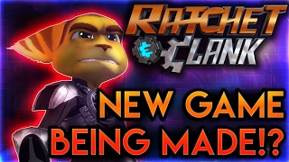 NEW Ratchet & Clank PS4 Game Being DEVELOPED? Insomniac Games