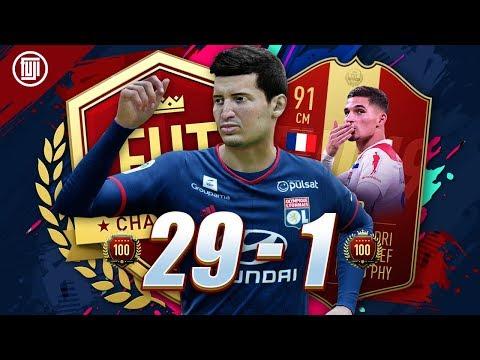 WE GOT 29 - 1!!! PERFECT TIMING!!! - FIFA 19 Ultimate Team thumbnail