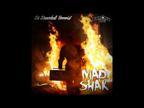 """MAD SHAK feat NOVATO """"TIRO AL PLATO"""" + LYRICS 2012 RIDDIM KENYATA FILMS PROD."""