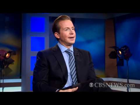 """Get to Know Chris Wragge, """"Early Show"""" Co-Anchor"""