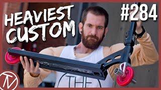 The HEAVIEST Custom Scooter Bu…